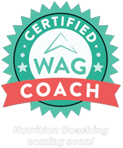 WAG Coach certification logo