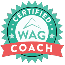 WAG Coach certification logo